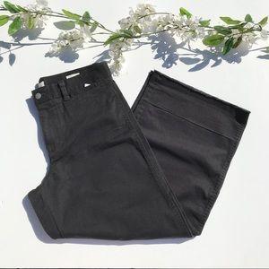 GAP wide leg Black Pants